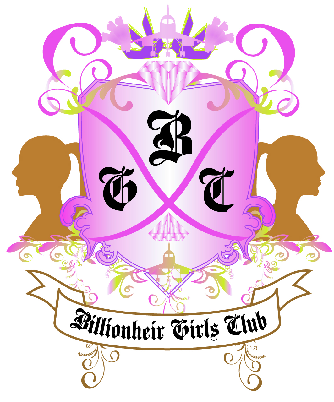 Logo – Billionheir Girls Club
