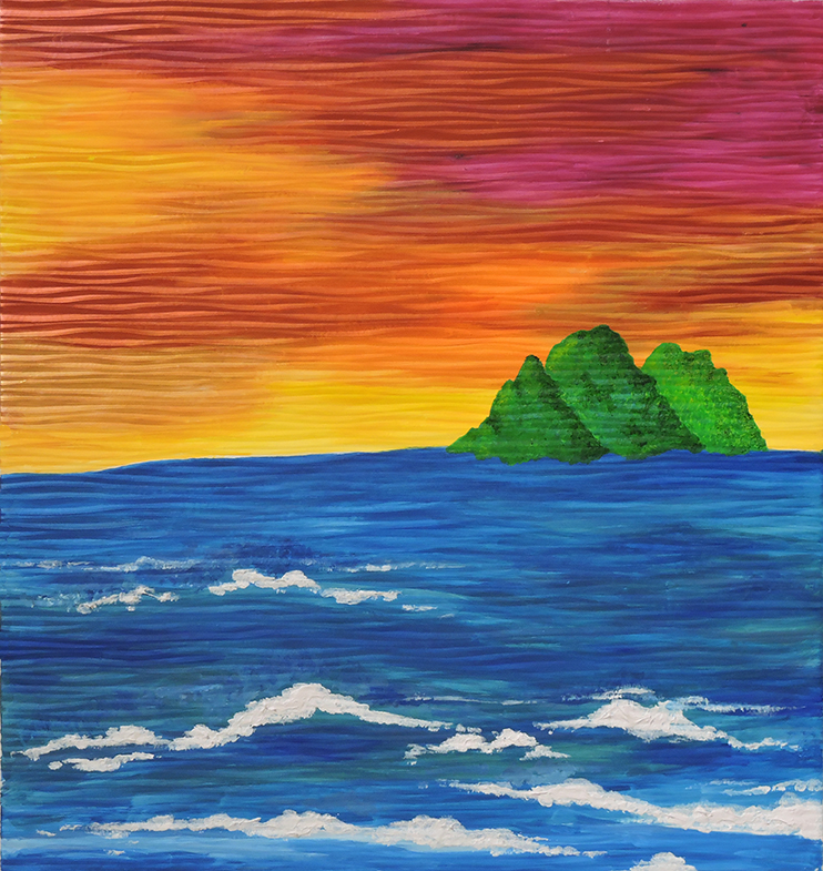 painting-shimmering-sunset-over-waves-24x25-sm