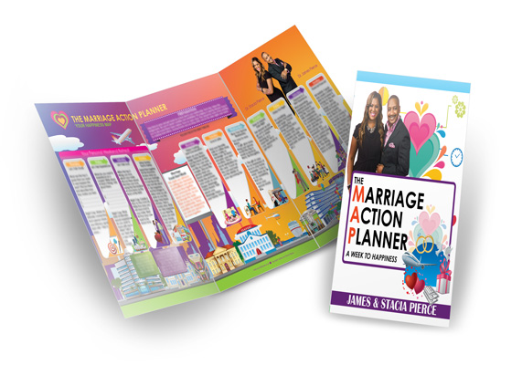 Brochure – Marriage Action Planner