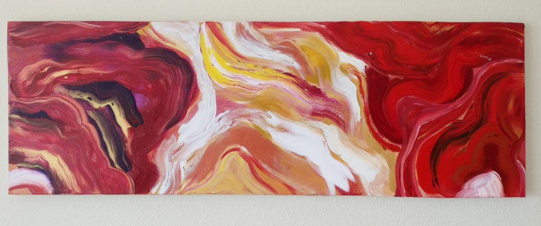 Painting – Magnetism